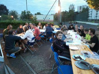 Barbecue tennis 16 juin 2018